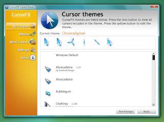CursorFX cambia la apariencia de tu cursor - personalizacion y seguridad