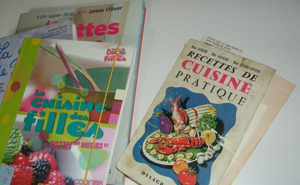 Les trucs de myrtille mon livre de cuisine pr f r - Le journal des femmes cuisine mon livre ...