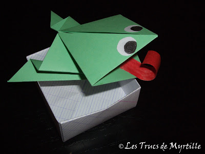 les trucs de myrtille l 39 origami c 39 est facile. Black Bedroom Furniture Sets. Home Design Ideas