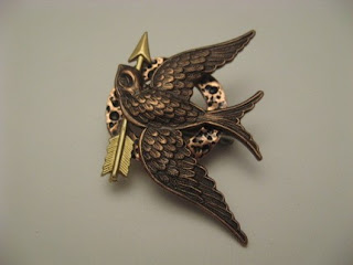 The Hunger Games inspired pin