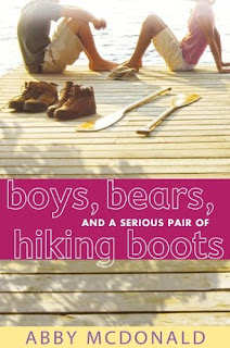 Boys, Bears, and a Serious Pair of Hiking Boots by Abby McDonald