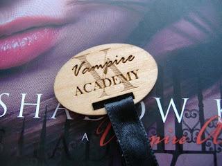 Vampire Academy bookmark