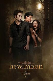 Twilight: New Moon Poster