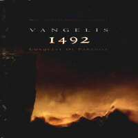 VANGELIS 1492 CONQUEST OF PARADISE (1992)