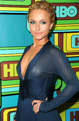 Hayden Panettiere Seen On www.coolpicturegallery.us