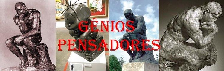 GENIOS PENSADORES