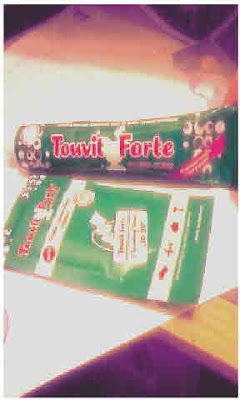 Touvit Forte Cleaning paste