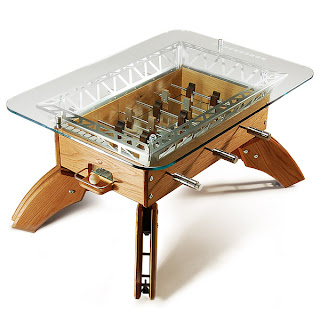 Coffee Table Haikus Foosball Coffee Table