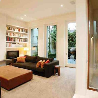 interior Somers Avenue