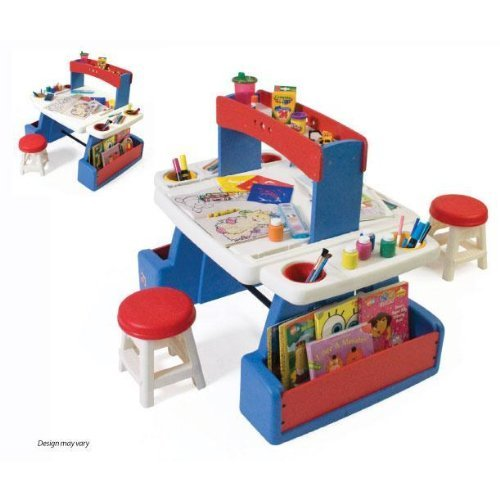 Kids Table Step2 Creative Projects Table Interior Design