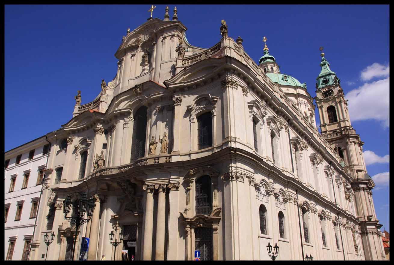 Dientzenhofer uno dei maggiori esponenti dell architettura barocca