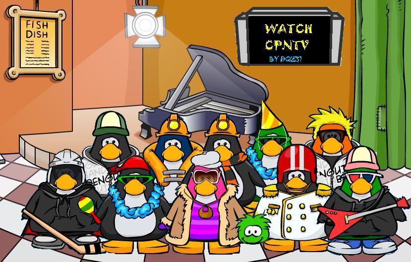 club penguin photoshot