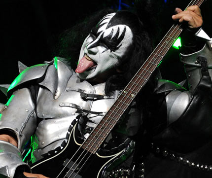 gene simmons tongue