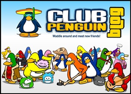 Club Penguin Blog