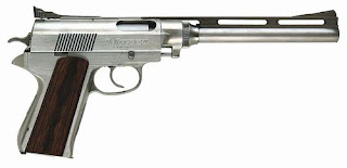.44 Auto Mag pistol