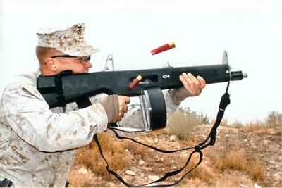 Atchisson Assault Shotgun (AA-12)