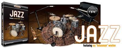 Toontrack Music Jazz EZX