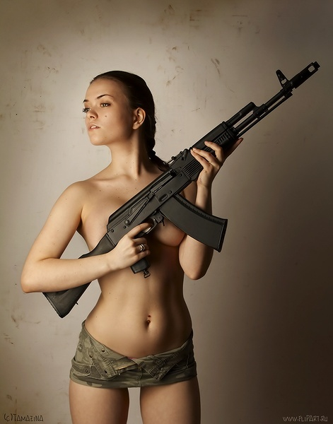 girls with guns pics