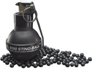Sting Grenade weapon