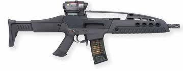 xm8 future weapon assault rifle