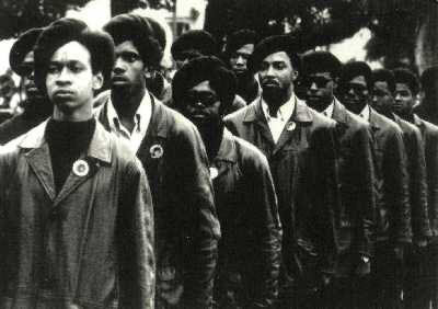Black Panther party Warriors