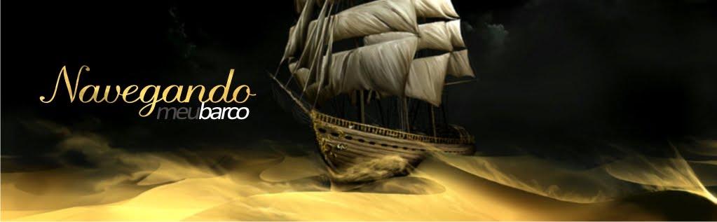 Navegando meu barco