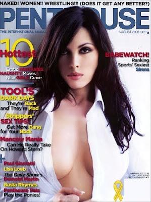 Vanessa Williams Penthouse Magazine