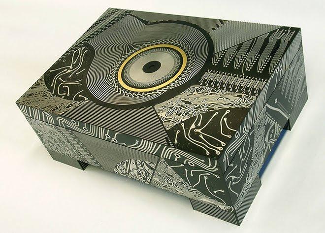 Philosophy of Science Portal: Circuit boards...art is interpretation