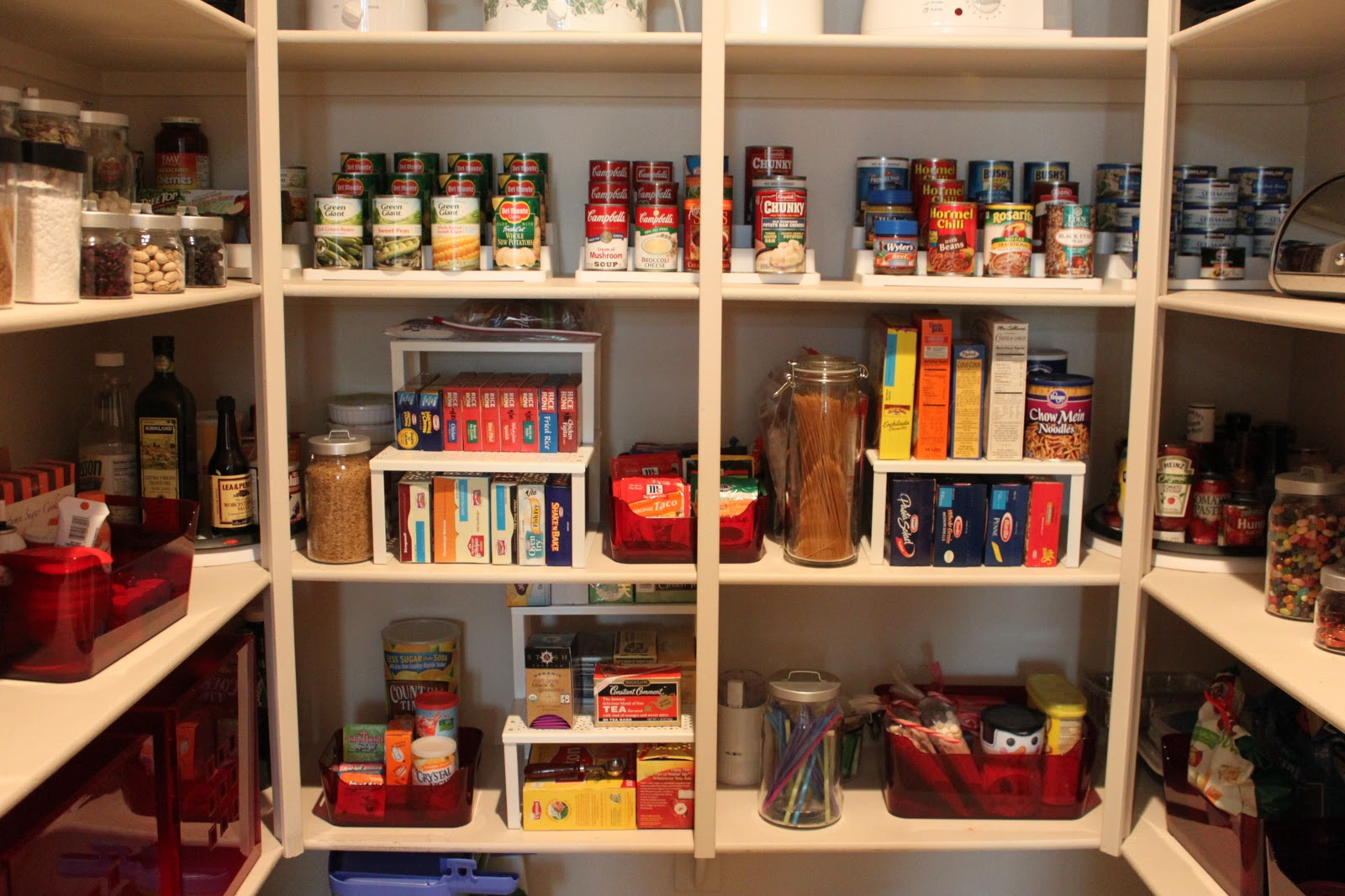 Healthy Stocked Pantry