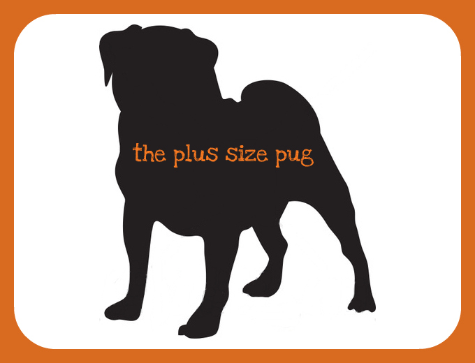 The Plus Size Pug