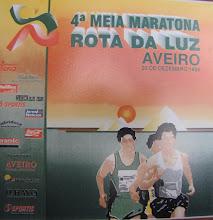 Meia maratona de Aveiro.