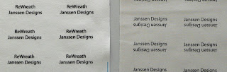 spoonflower fabric labels