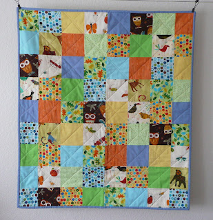 Amy Schimler patchwork quilt