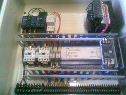 example panel control electric