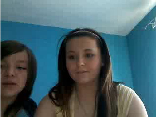 Girls of chatroulette