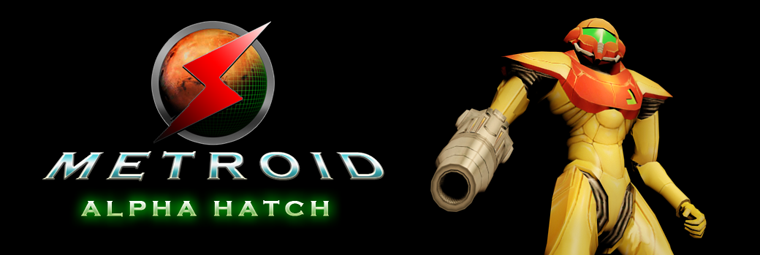 Metroid: Alpha Hatch