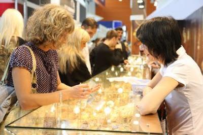 JUNWEX Moscow - ювелирная выставка в Москве