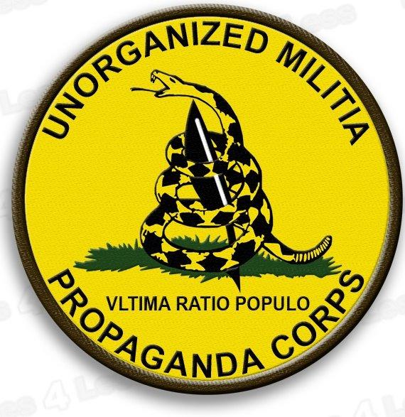 Unorganized  Militia Propoganda Corps