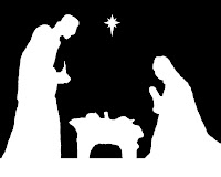 Adorable image intended for printable nativity scenes