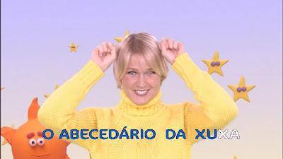 ABECEDÁRIO DA XUXA OU ABC DO TXUTXUCÃO