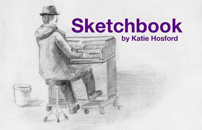Sketchbook by Katie Hosford