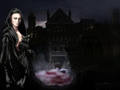 dark gothic wallpapers