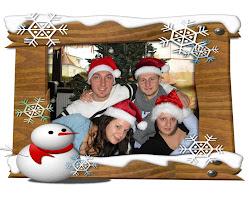 copiii mei în iarna lu' 2008