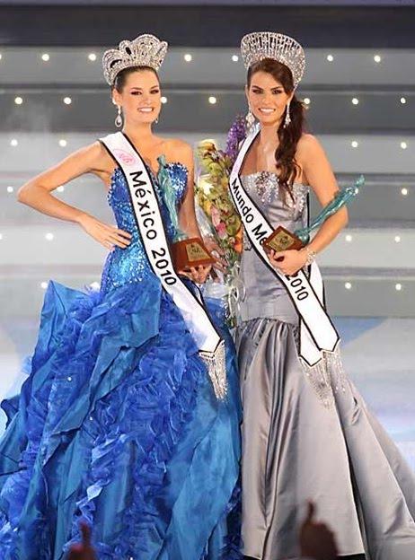 belleza latina 2010. Nuestra Belleza México 2010 is