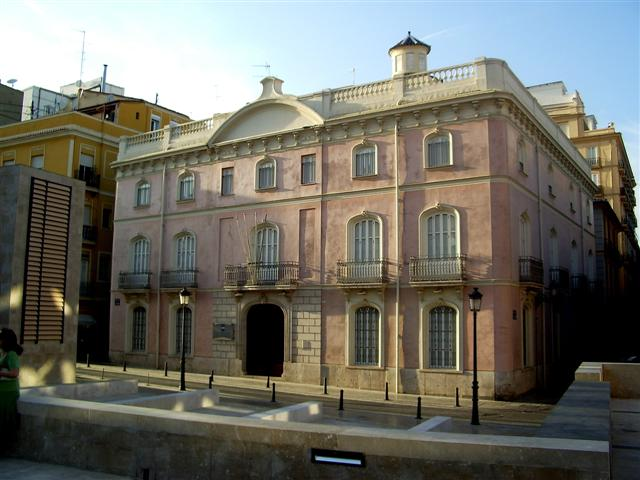 Palacio Marquesa de Colomina