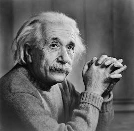 Frase (atribuida a Albert Einstein)