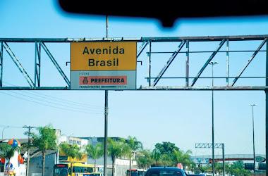 A estrada do Agente Funerario