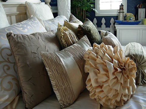 Pillows...layer them