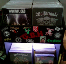 A shitty pic of 1 of my vinyl bins, 2 more being made.