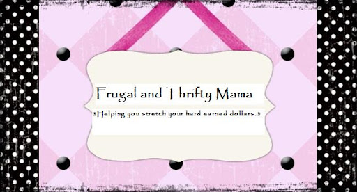 Frugal and Thrifty Mama